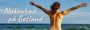 Nakenbad På Gotland
